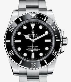 Orologio Rolex Submariner: Acciaio 904L – M114060-0002