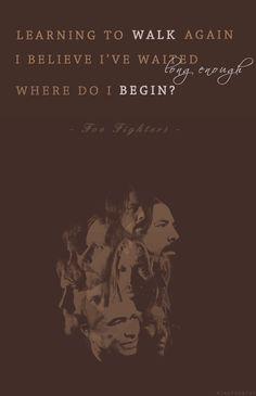 Walk- Foo Fighters