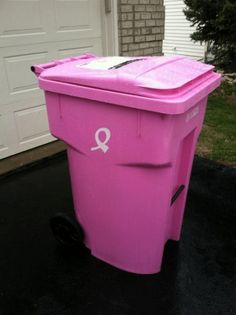 I'm all for breast cancer awareness, but this is just trash - GAG