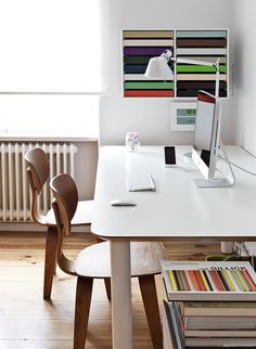 French By Design: Home Offices...