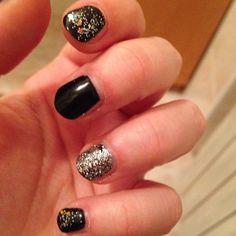 Unghie da strega  #nails#new#nailstyle#love#black