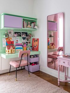 Study Room Decor, Cute Room Decor, Room Ideas Bedroom, Bedroom Decor, Pastel Room Decor, Indie Room, Pretty Room, Aesthetic Room Decor, Dream Rooms
