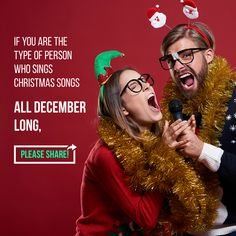 Show us your favorite over the top holiday moment! Online Marketing Agency, Favorite Christmas Songs, Check It Out, Singing, In This Moment, Movie Posters, Saint Nick, Holiday, Credit Score