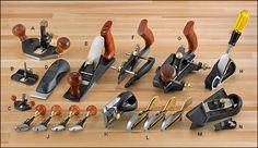 Veritas® Specialty Planes - Woodworking