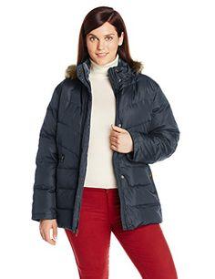 Larry Levine Women's Plus-Size Down J... $167.58