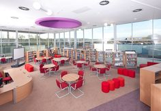 Hollingworth High Libraries, Conference Room, Classroom, Study, Education, Table, Furniture, Home Decor, Class Room