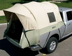 Kodiak Canvas Truck Tent...guess I need a truck to go with it too