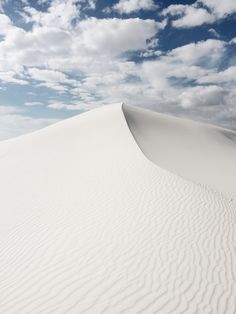 United States, New Mexico - White Sands (picture by Forrest Mankins)