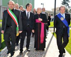 Inaugurazione nuovo ospedale di Montebelluna