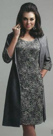 Dress and Jacket Set 140 | Isabella Fashions | Mother of the bride dresses, plus sizes, and evening wear