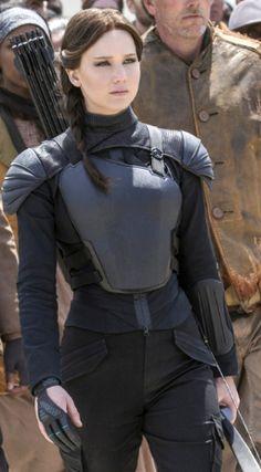 Jennifer Lawrence ♥ Katniss Everdeen ♥ Hunger Games