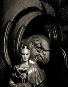 Henry Wilcoxon for CLEOPATRA (Cecil B. DeMille, 1934)