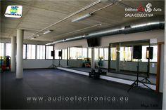 Sala Colectiva  Fitup Avila.
