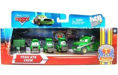 Disney Pixar Cars - Piston Cup night - Team HTB Crew