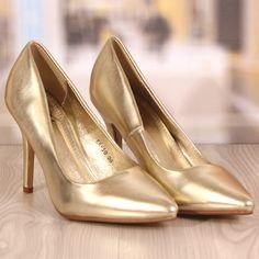 Pantofi Stiletto Nicolett Airoo Cod: 775 Pumps, Heels, Cod, Fashion, Heel, Moda, Fashion Styles, Pumps Heels, Cod Fish