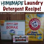 How to Save Money on Dryer SheetsThe Frugal Girls in DIY