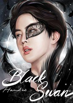 Art by Handas Bts Jin, Bts Bangtan Boy, Bts Taehyung, Namjin, Foto Bts, Fan Art, Bts Drawings, Bts Chibi, Kpop Fanart