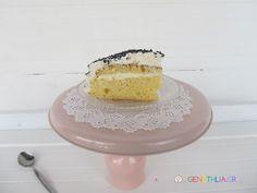 Η λευκη τουρτα της μαμας!
