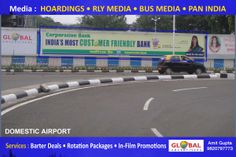 Great Deals on Innovative Advertising for Bank Industry in Mumbaii - Global Advertisers