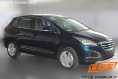 SEGREDO: Chineses começarão a produzir o Peugeot 3008 remodelado