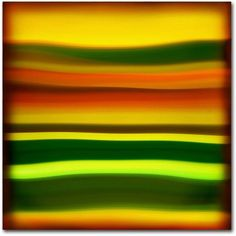 Trademark Fine Art Fury Sea 4 inch Canvas Art by Amy Vangsgard, Size: 24 x 24, Multicolor
