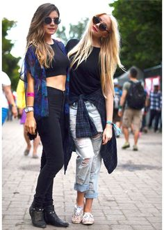 2118b5f3f0 Osheaga a very stylish festival / Osheaga un festival tout en style