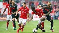 @Bayern #Bernat und #Coman #9ine