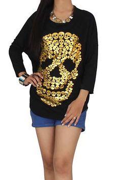 Skull Casual 343991 www.tanahabang.com