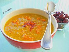 Kitchen Stori.es: Κόκκινες Φακές Σούπα