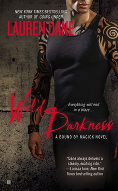 Lauren Dane's breathtaking series comes to a thrilling conclusion in Wild Darkness as the heat of all-out war fans the fires of an otherworldly romance…