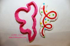 Baby's First Christmas Cookie Cutters In Stock Here: www.cristinscookiecutters.com   Cristin's Cookies: Baby's First Christmas Cookies