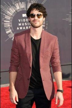 Darren Criss at the VMAs