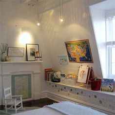 Mansard Roof - Kids bedroom