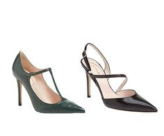 Sarah Jessica Parker's Second Shoe Collection Has Arrived!  You can get these styles now, with more coming out in September, at select Nordstrom locations and on nordstrom.com. #InStyle