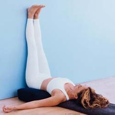 Read about the benefits of #restorative yoga in this article. Now go try it out on #Mondays at noon with Heather at Atma Bhakti #Yoga Center! Our restorative class uses props and blankets to modify traditional yoga postures.Its an Ideal class for people dealing with stress, fatigue, chronic pain, or for those simply in need of deep relaxation.  Tibetan bowls, guided meditation, and aromatherapy help practitioners move into a deeper state of contemplation and relaxation