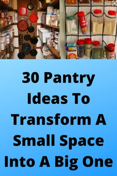 Pantry Rack, Tiny Pantry, Pantry List, Pantry Ideas, Pantry Storage, Kitchen Storage, Dollar Tree Organization, I Heart Organizing, Fridge Organization