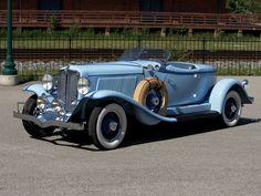 1931 Auburn 8-98 Boattail Speedster