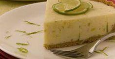 Torta Gelada de Limão - Caderneta de Receitas