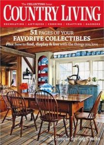 I don't decorate anything or buy furniture or fix up the house, but I've always liked looking at these magazines.