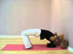 Teachasana| How To Teach Wheel Pose - YouTube