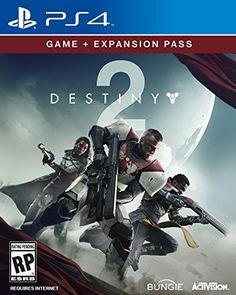 #10: Destiny 2 - Game  Expansion Pass Bundle - PS4 [Digital Code]