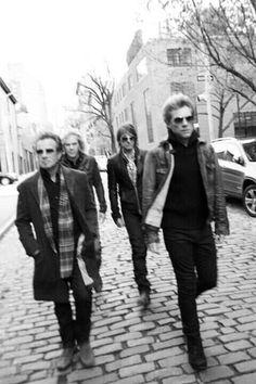Bon Jovi - Tico Torres, David Bryan, Richie Sambora, Jon Bon Jovi
