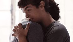 Ghilherme Lobo & Fabio Audi as Leonardo and Gabriel in Hoje Eu Quero Voltar Sozinho / The Way He Looks Harvey Milk, Series Movies, Book Series, Gabriel, Ganhadores Do Oscar, Lgbt, The Way He Looks, Romance, Leonardo