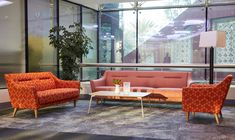 Peeps reworks the classic 1970s sofa, giving it a contemporary twist. #sofa #loungeseating #officedesign #officefurniture Office Furniture, Outdoor Furniture Sets, Outdoor Decor, Birmingham University, Remember Who You Are, Oak Stain, Lounge Seating, 2 Seater Sofa, Sofas