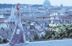 LIFE AS A FAIRY TALE 舞い降りたフェアリーテール。