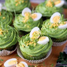 Smaczna Pyza: Wielkanoc Latest House Designs, Holiday Baking, Creative Food, Yummy Snacks, Bon Appetit, Holiday Recipes, Easter Eggs, Vegetarian Recipes, Bakery