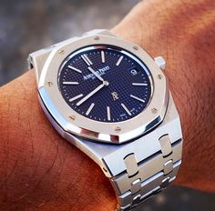 audemars piguet watches for men Audemars Piguet Price, Audemars Piguet Diver, Audemars Piguet Watches, Audemars Piguet Royal Oak, Sport Watches, Cool Watches, Watches For Men, Tag Watches, Emporio Armani Mens Watches