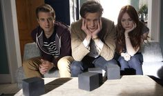 Review of Doctor Who--The Power of Three plus preview of The Angels Take Manhattan