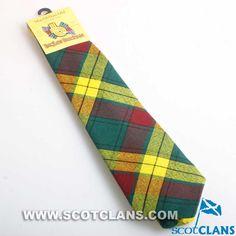 MacMillan Tartan Tie