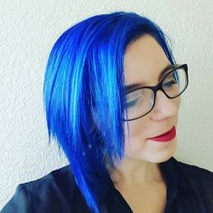 Extreme Blue on Liora <3
